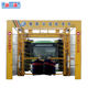 HAITIAN automatic bus wash machine with 3 Italy polyethylene brushes TH-350 series