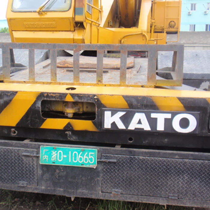 Japan made Used 45T Truck Crane KATO KR45 in stock for sale