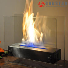 Hot New Indoor Fashion TF-907A, SS burner removable ethanol fire place