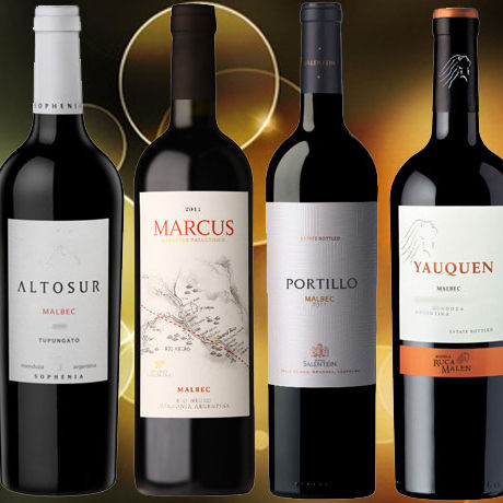 Malbec & Cabernet Wines from Argentina