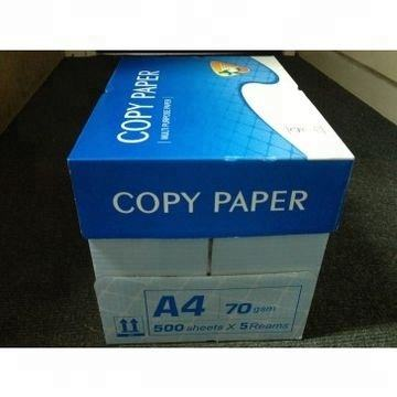Supreme Excellent White A4 Copy Paper 80gsm/75gsm/70gsm