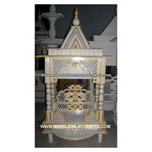 Handicrafts Marble Decorative Temple Craft