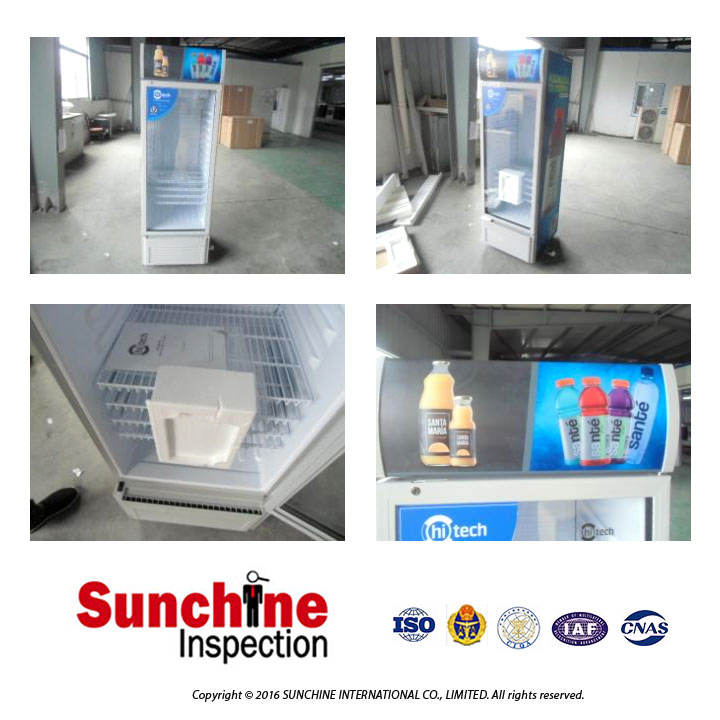 China Product Inspection / Product Quality Control Inspection and Testing / Comprehensive Inspection Report