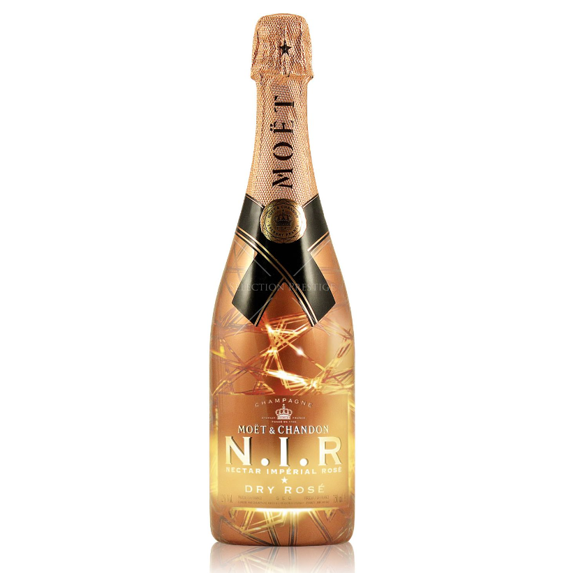 Moet & Chandon N.I.R. Nectar Imperial Rose Droge 0.75L (12% Vol.)