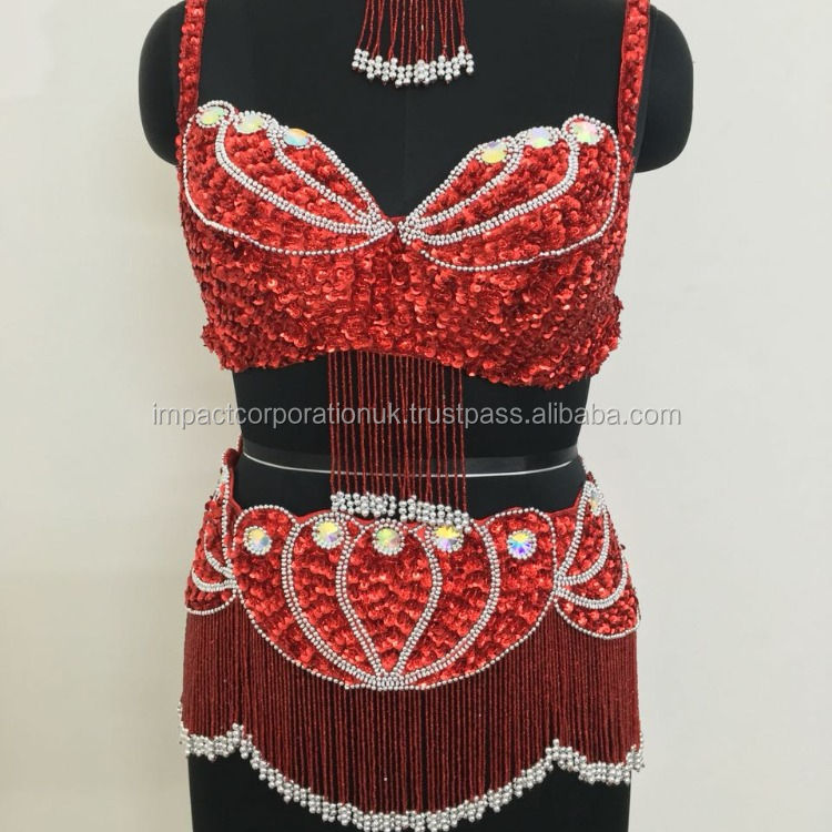 elegant look new professional adult wear belly dance dresses