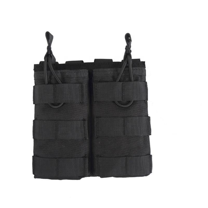 Tactical Combat Airsoft Molle Double Magazine Pouch
