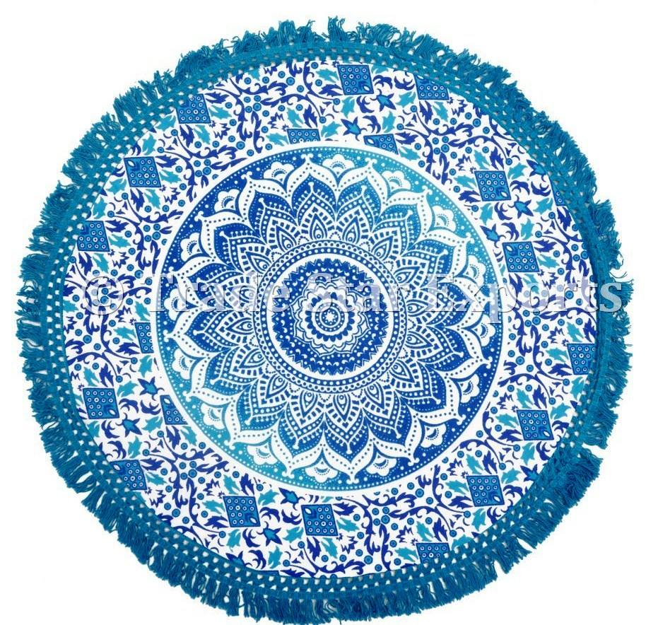 Mandala tapestry decorative throw pillows home decor pillow case cushion cover