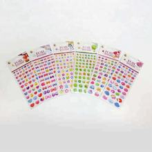 Decoration gift diary foil stickers
