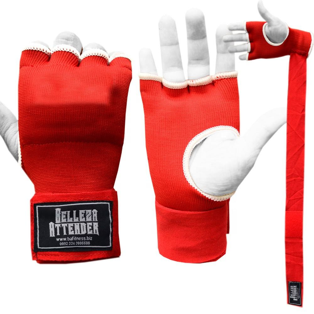 Boxing Gel Inner Gloves Hand Wraps Boxing Gel Training Glove Wraps