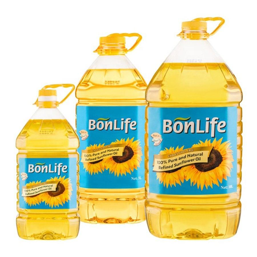 100% Pure Sunflower Oil for Sale, produced in Ukraine,HALAL certified