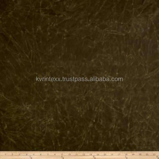 India textile plain dyed canvas fabric