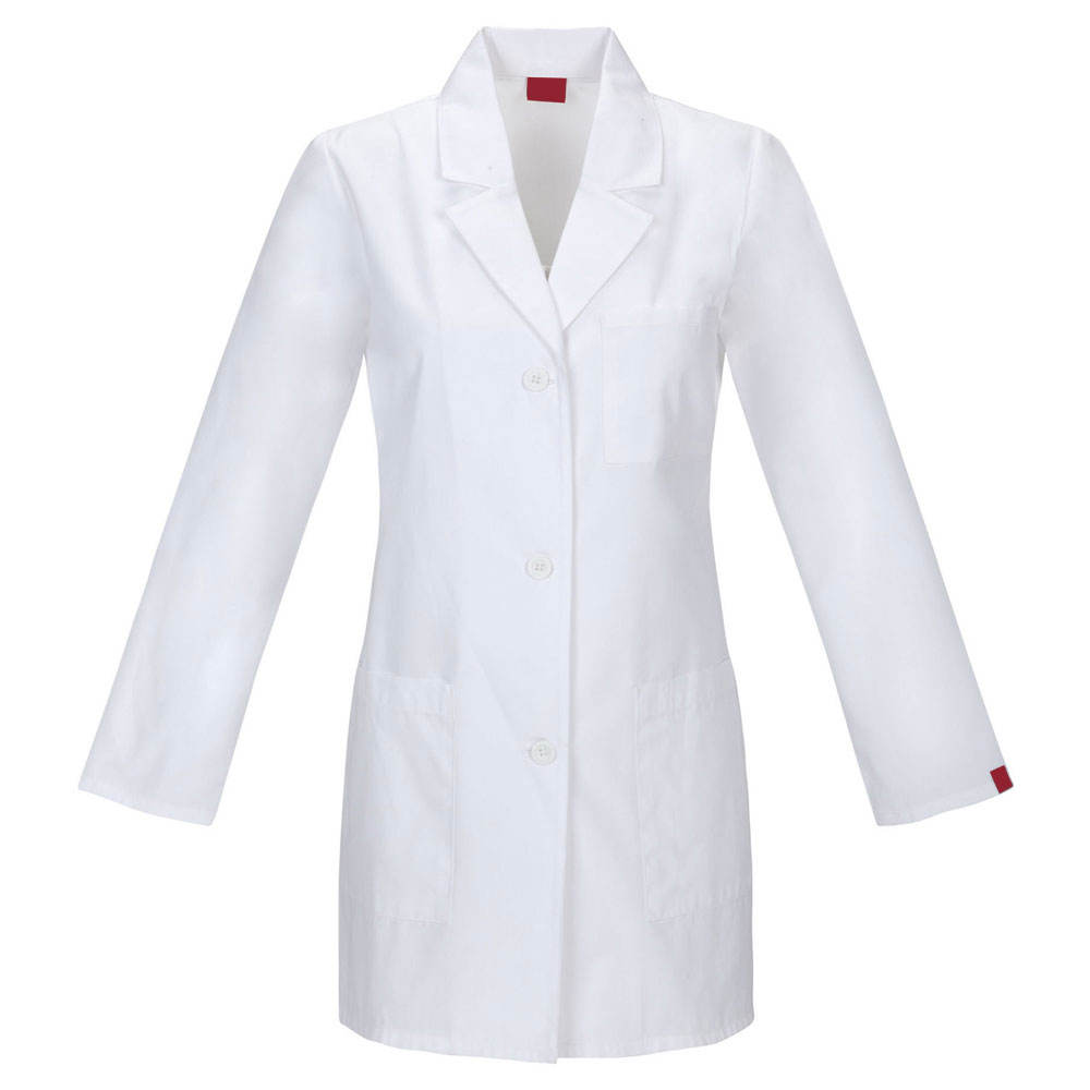 Poly/Cotton Unisex-Adults Medical Warehouse Staff Technician Food Lab Coat