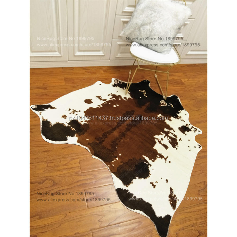 Goat Rugs Leather For Decoration