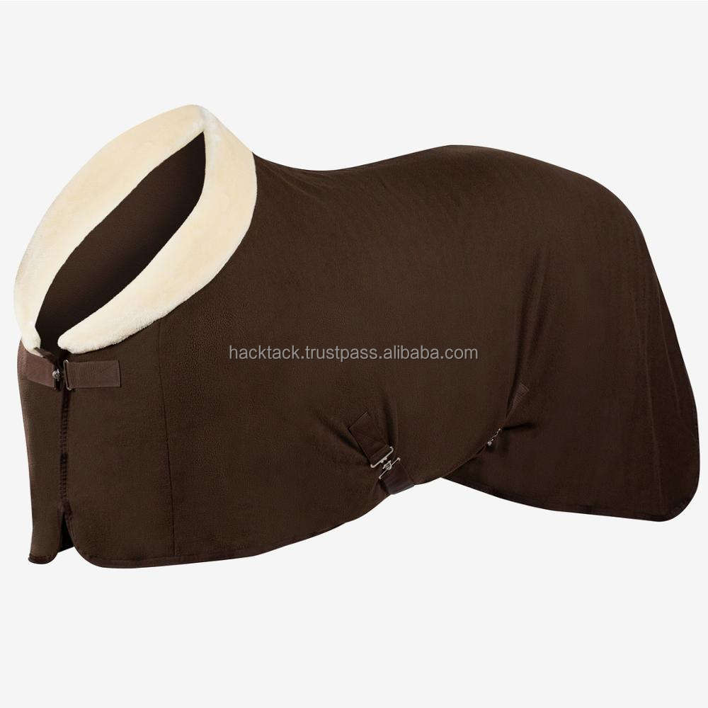 Horse Polar Fleece Rugs CHOOSE COLOUR & SIZE HORSE Deluxe Horse Polar Fleece Rugs/QUALITY AND COMFORT FLEECE RUGS