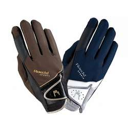 Leather Horse riding gloves with option to Personalise logo color design