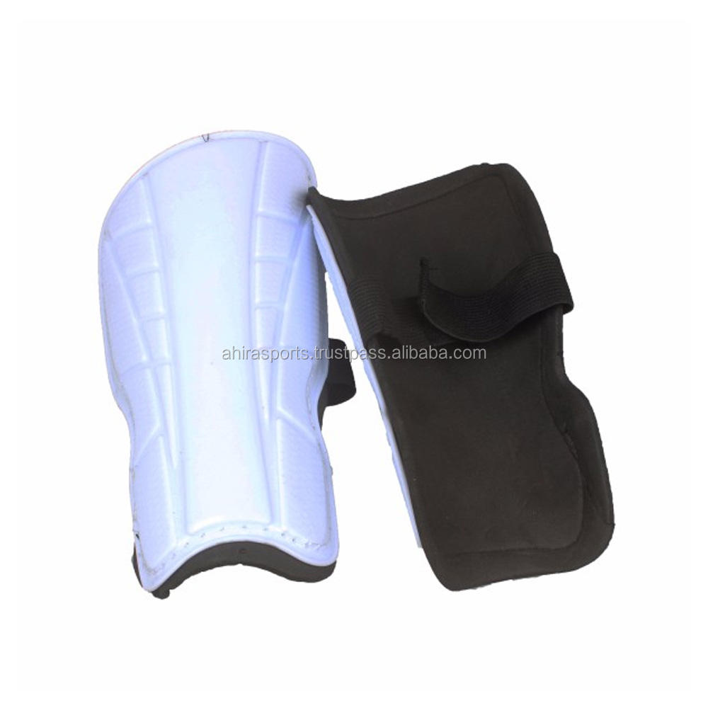 High Quality Leather Shin Guard/ Cheapest price / good for kids and adults/all time use