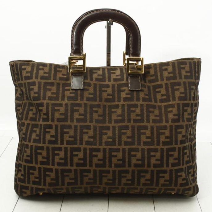 Pre owned High Quality High BRAND FENDI Canvas Tote Bags For wholesale [Pre-Owned Jewelry Business Consulting Company]