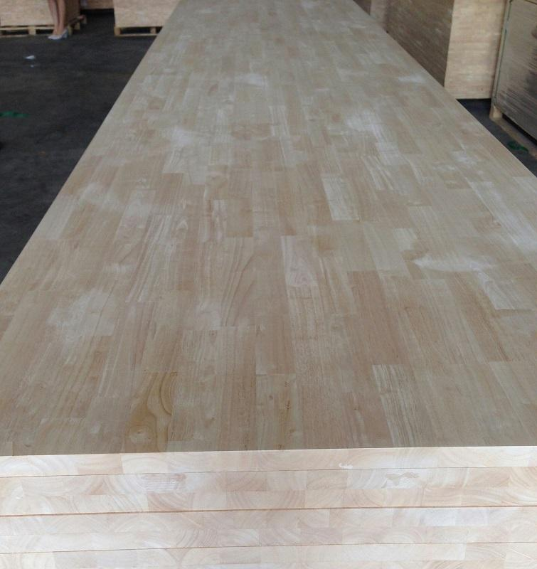 SOLID WOODEN BOARDS TO MAKE FURNITURE TOPS