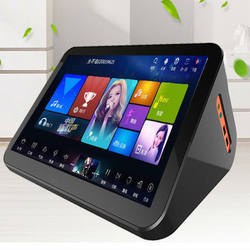 all in one 15.6  inch Touch Screen over 45000 songs Home Karaoke system