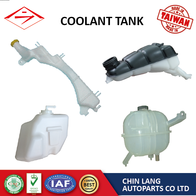 3.0L V6 Radiator Coolant Overflow Recovery Tank Reservoir for 03-07 Honda Accord