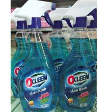 OCleen Glass Cleaner Spray 750ml