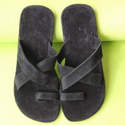 Size : 36 Wei Hong Home Summer Slippers//Cork Flip Flippers//Beach Flip Flop//Fashion Outer Wear Slippers Female