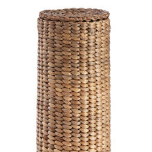 Wholesale natural rattan roll paper holder/ cheap toilet paper holder