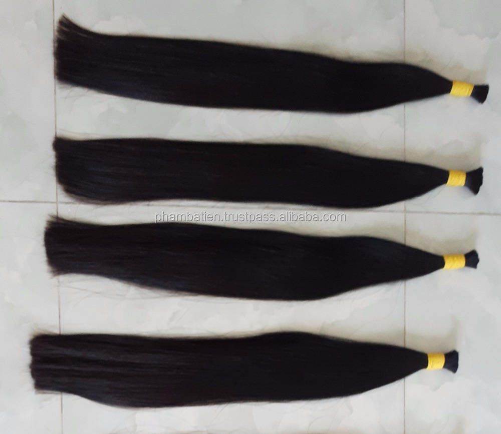 Virgin Straight Hair from 1 Donor Only, Super Type - the Most Beautiful Hair In The World