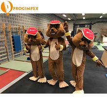 Custom Mascot Fur Costume