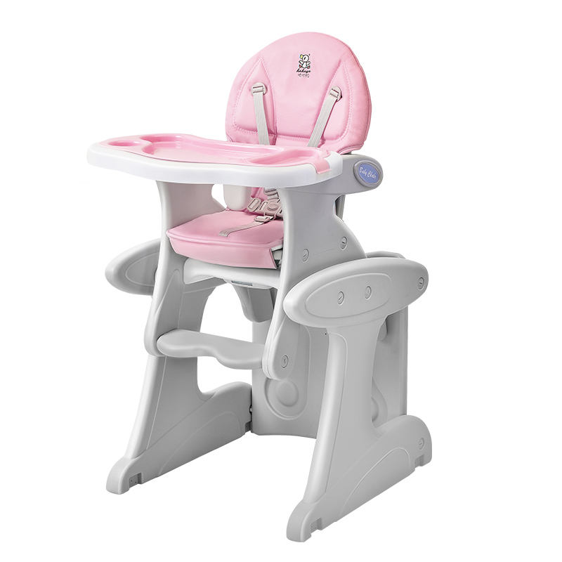 Portable detachable baby feeding baby high chair 3 in 1