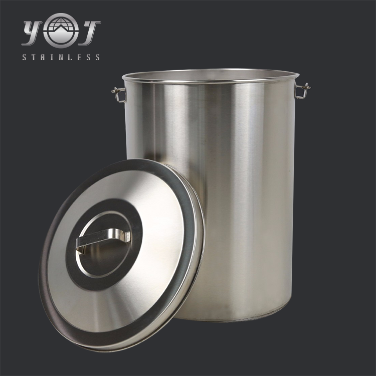 high quality unique medical garbage pail stainless steel bucket