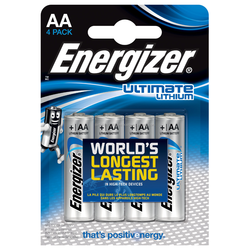 Energizer Ultimate Lithium Mignon Battery