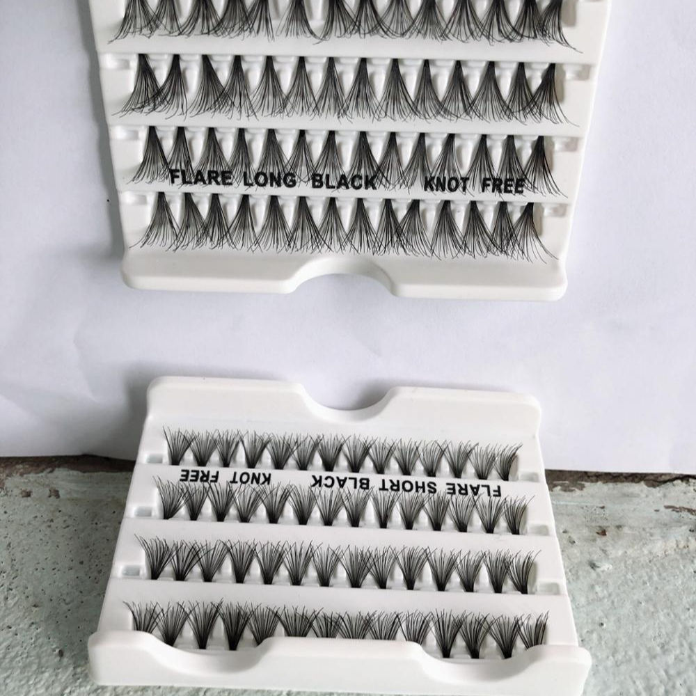 FALSE INDIVIDUAL KNOT FREE EYELASH FROM VIETNAM FACTORY (Ms.Truc +84 906 534 809)