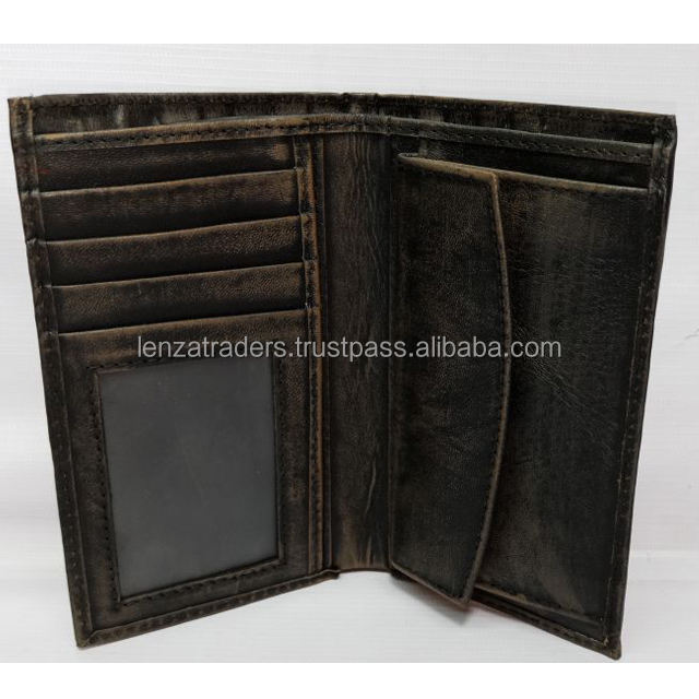 New Cowhide Genuine Leather Clutch Wallets For Men