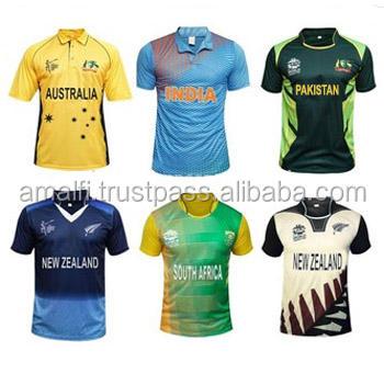 inkl.Druck Name und Nr Pakistan WM 2018 T-Shirt Trikot Look Fußball
