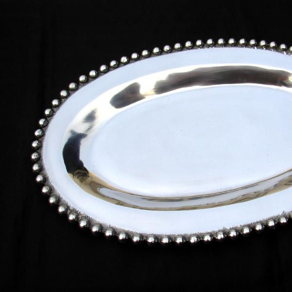 stainless steel serving trays wholesale/Hammered Serving Tray/china serving trays