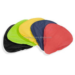 Colorful Adjustable Bicycle Seat Covers, Comfortable Rainproof Seat Covers