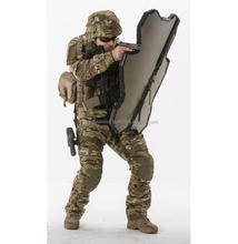 Modern ballistic shield Police armoured shield Portable light shield