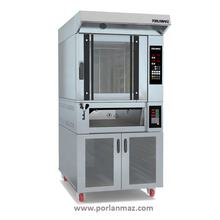 Convection Oven with gas- 5 trays - Pastry Oven Completely Stainless Steel