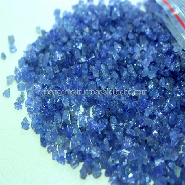 Beautiful Natural Tanzanite Rough Lots for Loose Beads Gemstone Good Quality