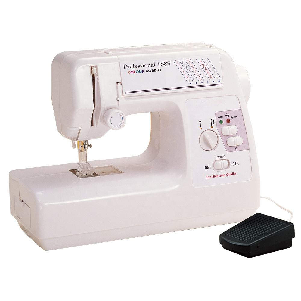 Household sewing machine straight stitch for beginner learning machine and kids