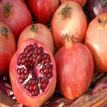 Fresh Pomegranates from South Africa available now