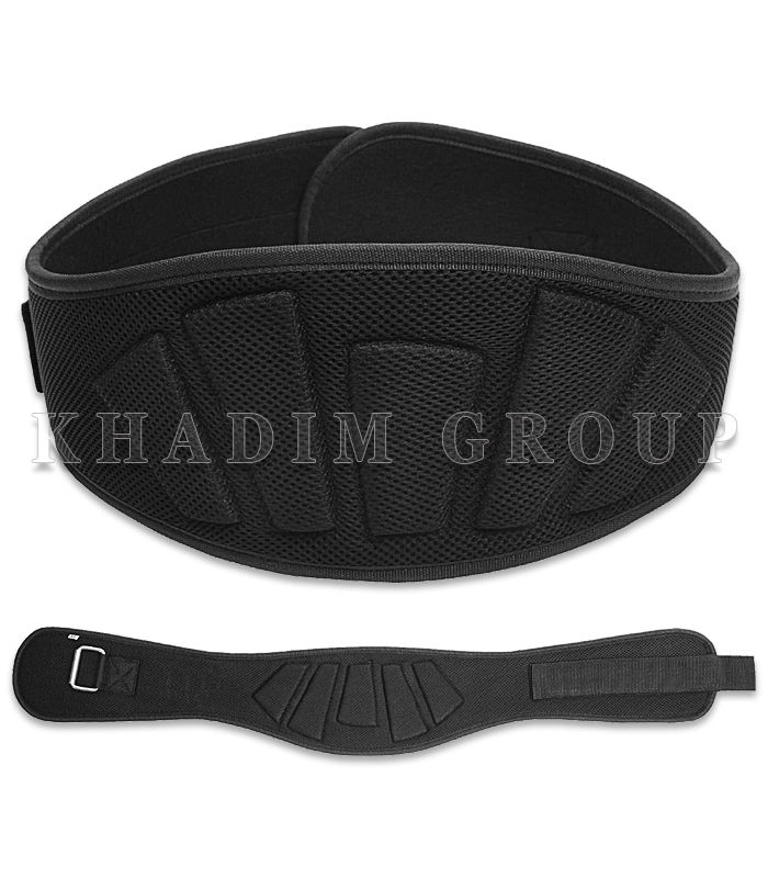 Gym Weight Lifting Neoprene Exercise Belts Fitness Gym Training Neoprene Material