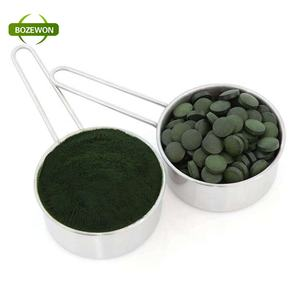 high protein good price organic spirulina tablet capsule with organic certificate