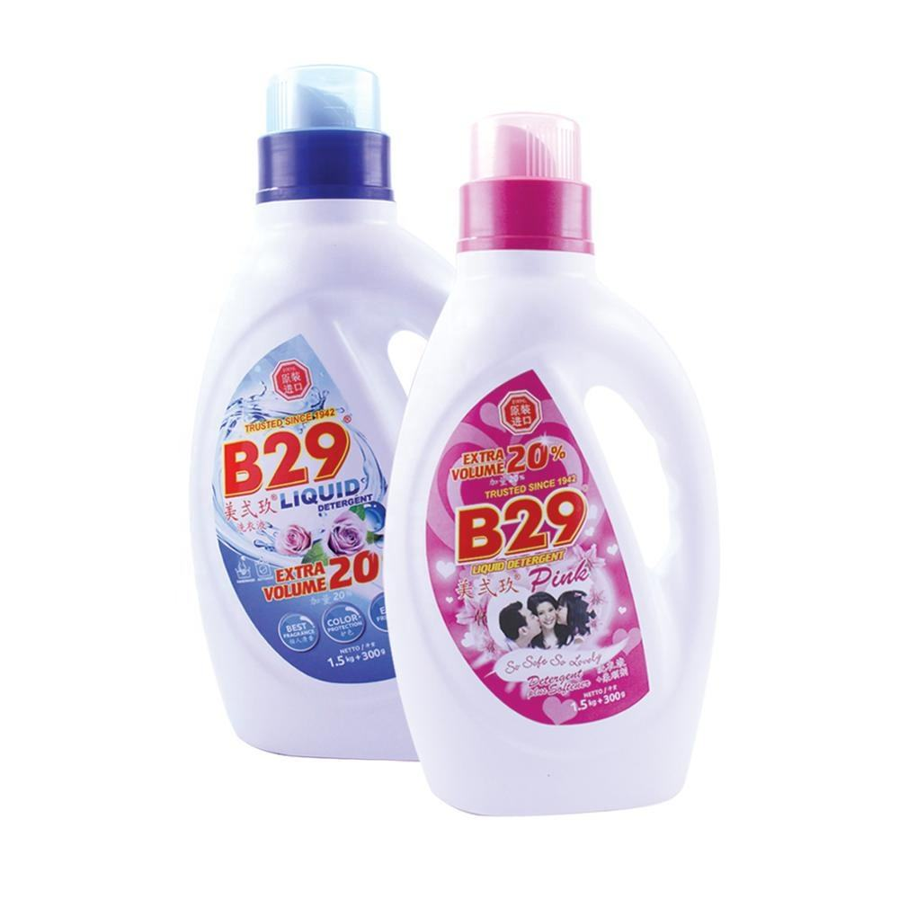 B29 Liquid Detergent For Washing Machine and Hand Wash with Softener