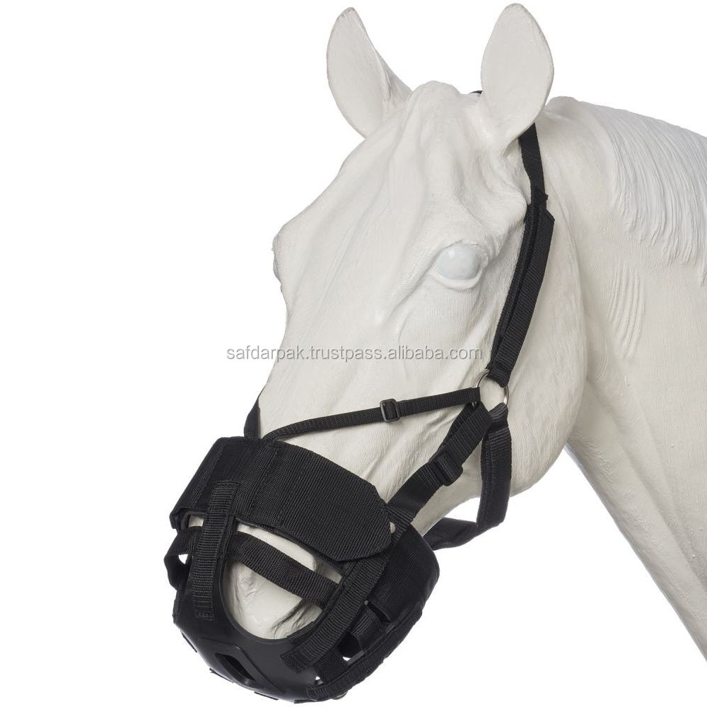 Hot Sale Customized Muzzle High Quality with Halter