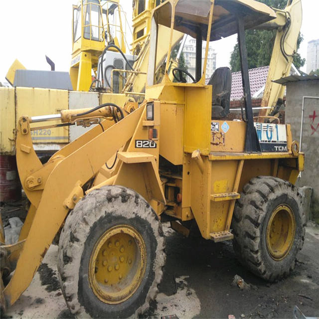 high quality hot sale style used TCM 820 wheel loader for sale,TCM 75B 820 870 used Wheel loader,Used tcm 870 wheel loader