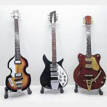 wooden Miniature guitars