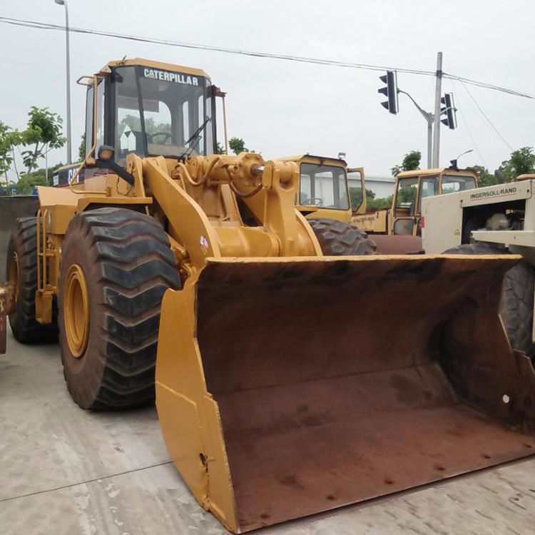 USED cat 966F Wheel loader for sale cheap price