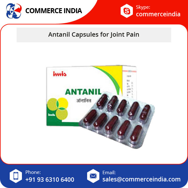 Joint Pain and Arthritis Relief Antanil Capsules at Bulk Price